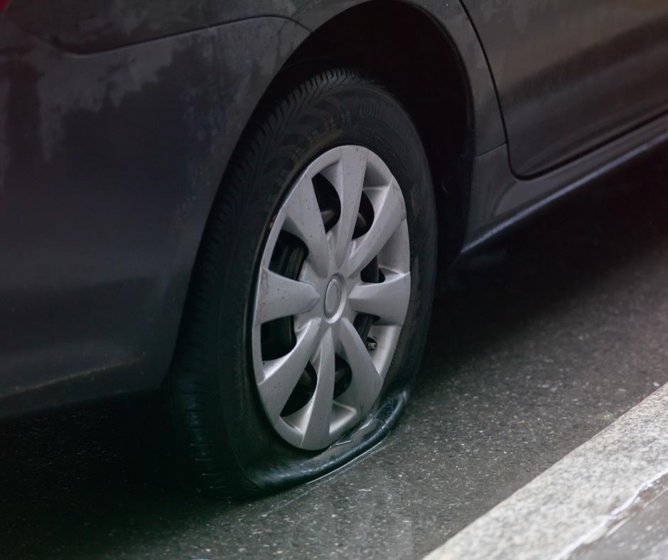 Tire Change or Repair in Locust Grove
